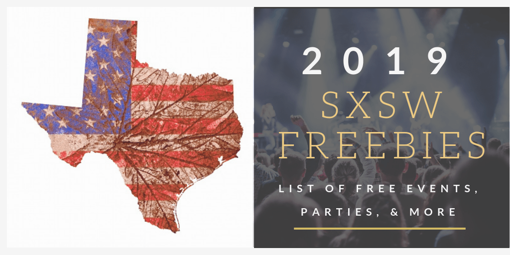 free sxsw events rsvp 2019 list parties and shows