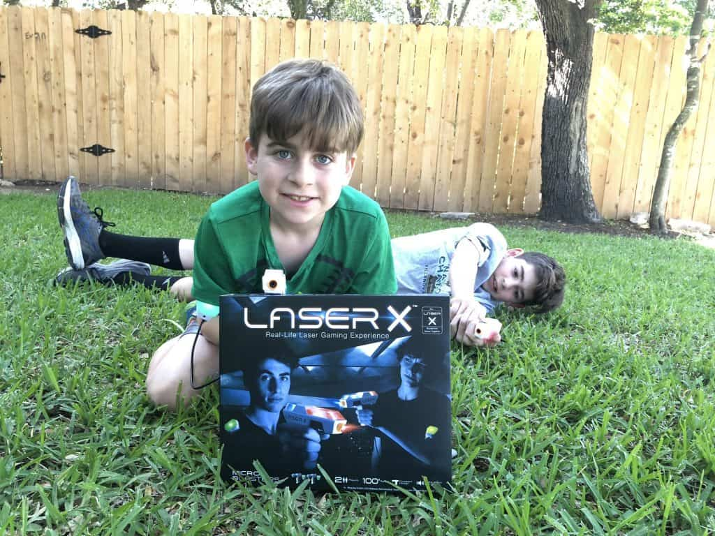 Laser X Micro Blasters Laser Tag Gaming System review