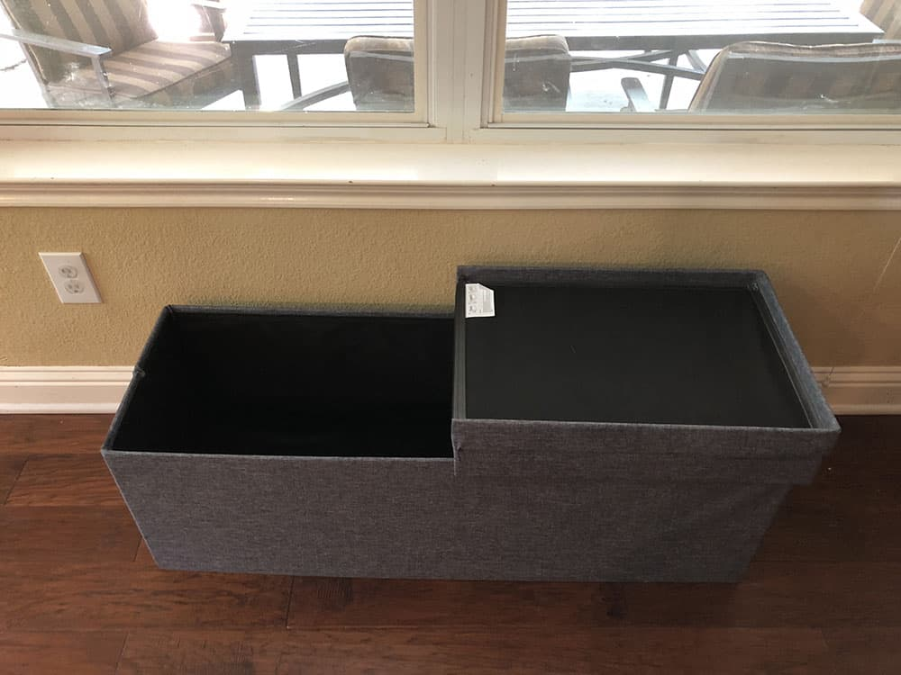 songmics storage ottoman review giveaway