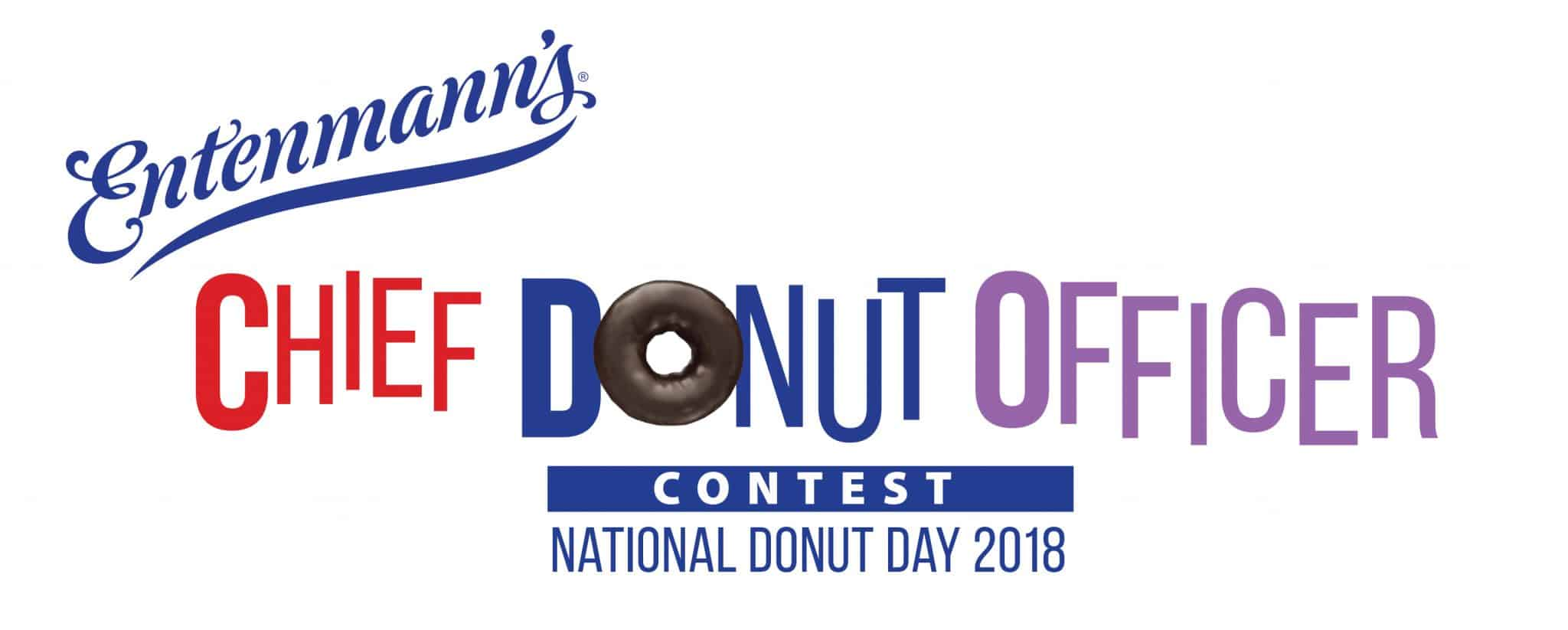 Are you a Chief Donut Officer? You could win $5,000 and free donuts for a year!
