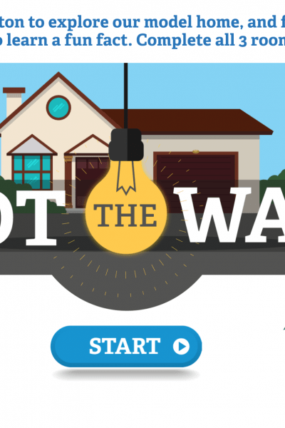 Take the Spot the Watt Quiz and Conserve Energy at Home (+ $100 gift card giveaway)