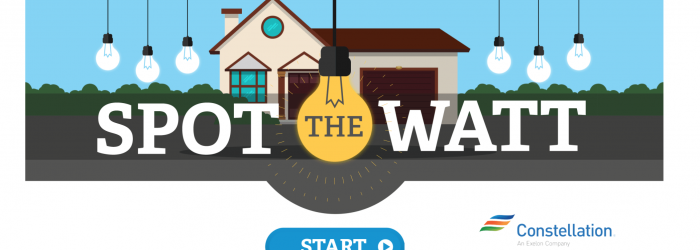 Take the Spot the Watt Quiz and Conserve Energy at Home