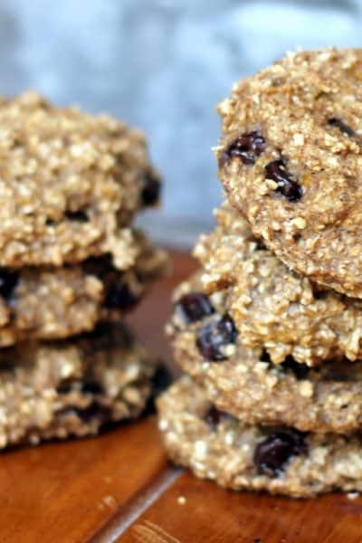 Breakfast collagen cookies recipe