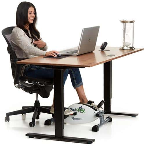 desk cycle - workout at your desk