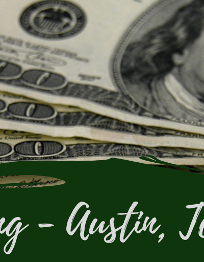 Austin blogger and influencer - Budget Posts
