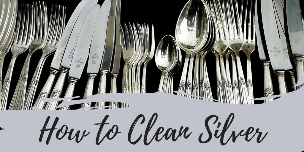 how to clean silver with coke or toothpaste, how to clean silver necklaces, and how to clean silverware