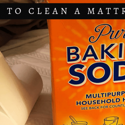 How to Clean a Mattress: The Ultimate Guide to Mattress Stain Remover and Cleaning