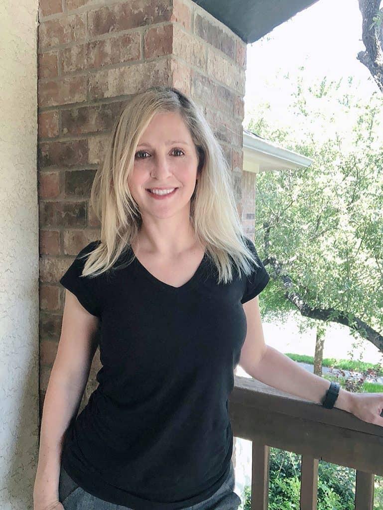 rachel 9 year cancerversary young breast cancer survivor in austin texas