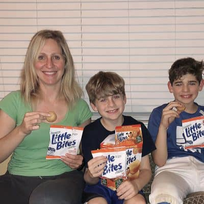 Gift Pack Giveaway – Entenmann's® Little Bites® Pumpkin Muffins + $25 Visa Gift Card