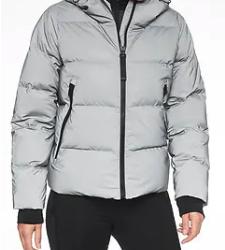 Snow Down Reflective Jacket athleta