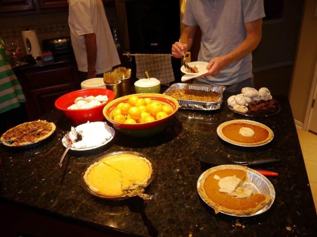 thankgiving dessert