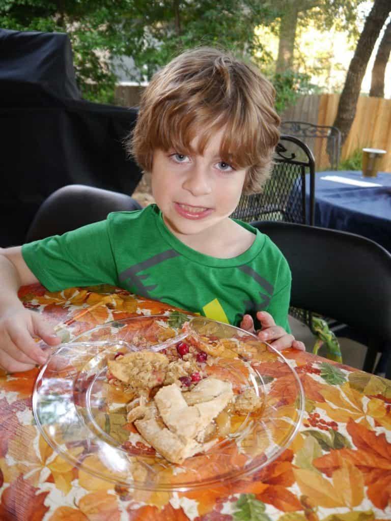 thanksgiving dessert noah