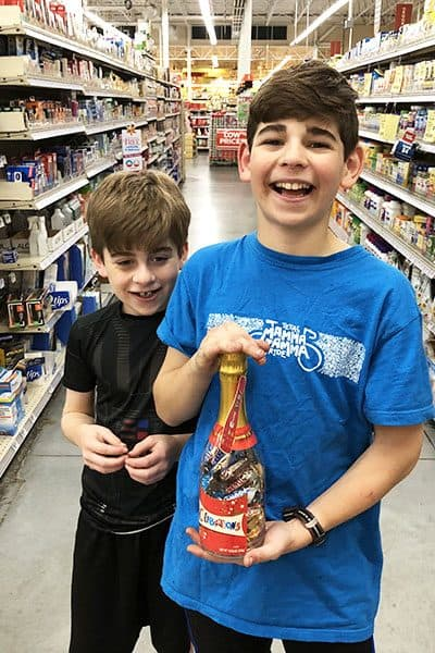 A Sweeter New Year's Celebration with Mars Celebrations at H-E-B copy