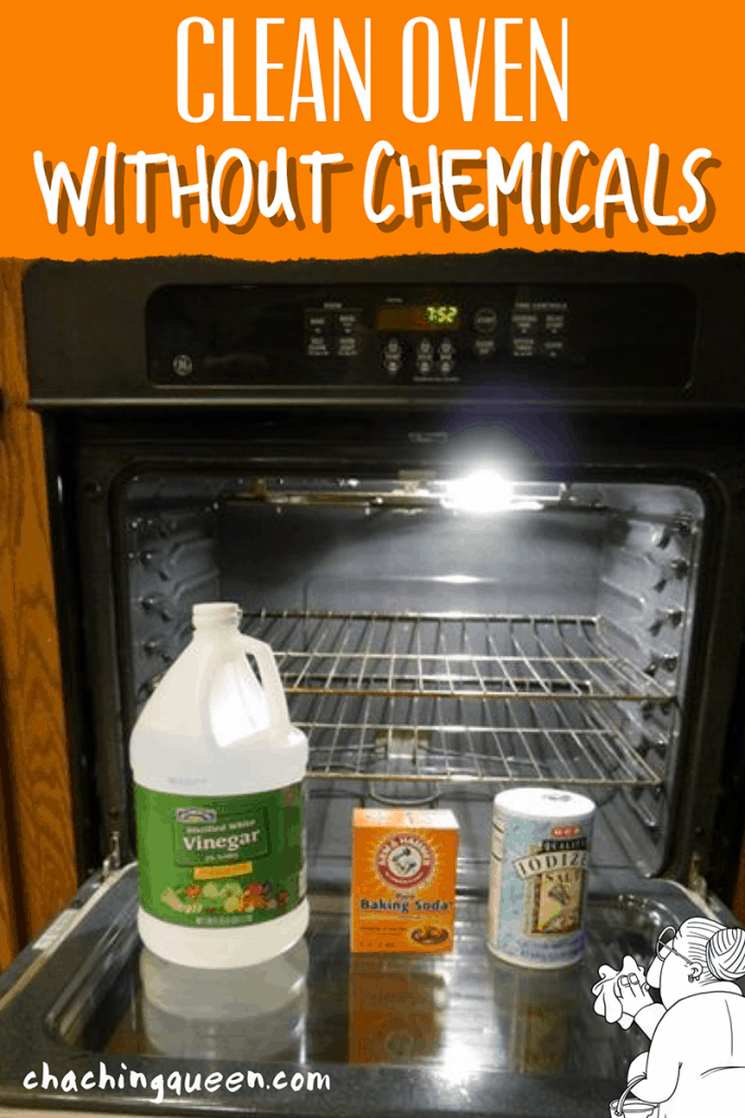 how to clean ovens without chemicals popular pinterest pin for green cleaning house and kitchen