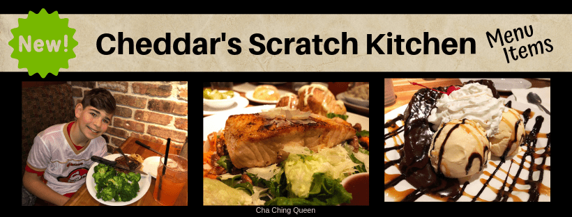 New Cheddar's Restaurant Menu with Options for the Whole Family on a Budget