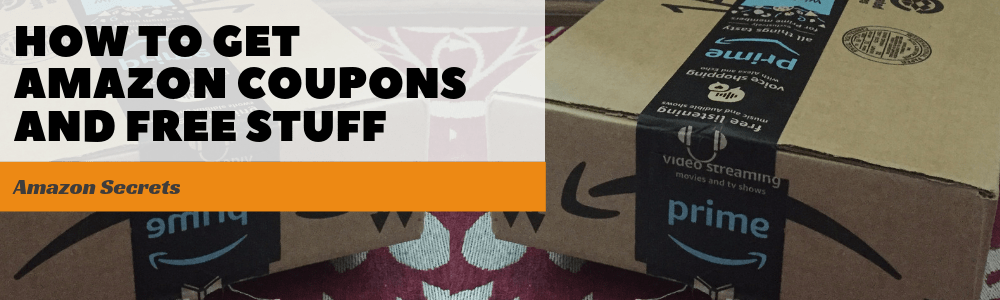 How to get Amazon coupons and free stuff with Amazon codes