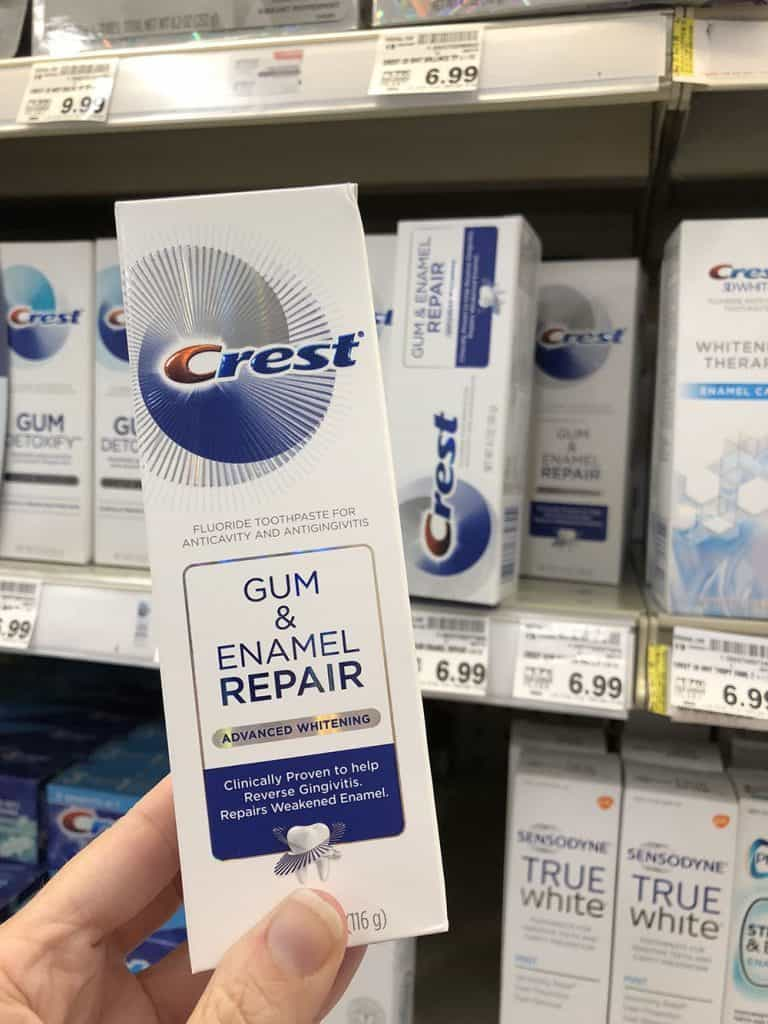 crest at Kroger fuel rewards deal january 2019 - shelfie