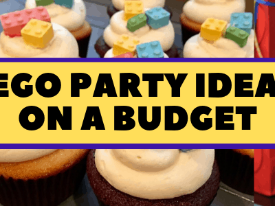 How to Throw a LEGO Party on a Budget That's Totally Awesome!