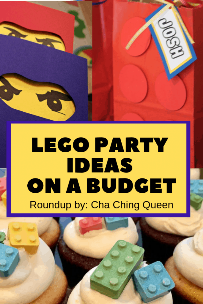 Lego Party ideas on a budget