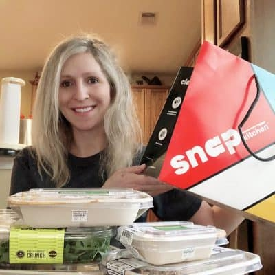 Snap Kitchen for Quick Healthy Prepared Meals