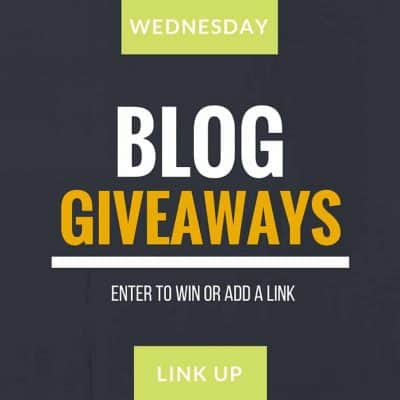 Blog Giveaway Link Up – May 8, 2019