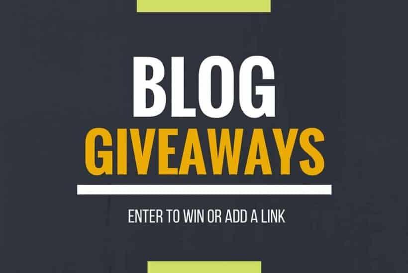 Blog Giveaway Link Up