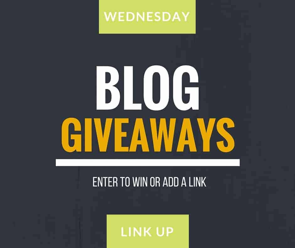 Blog Giveaway Link Up