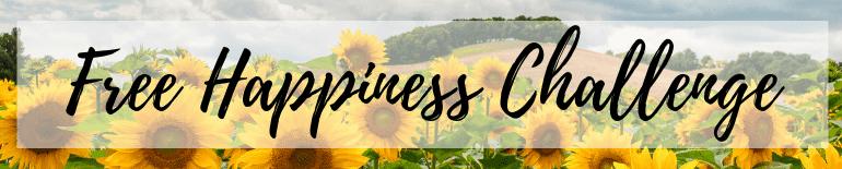 Free Happiness Challenge-min