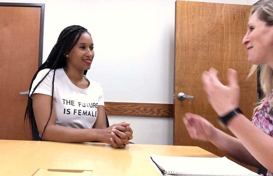 Powherful Austin Texas - Sheba Turk Interview