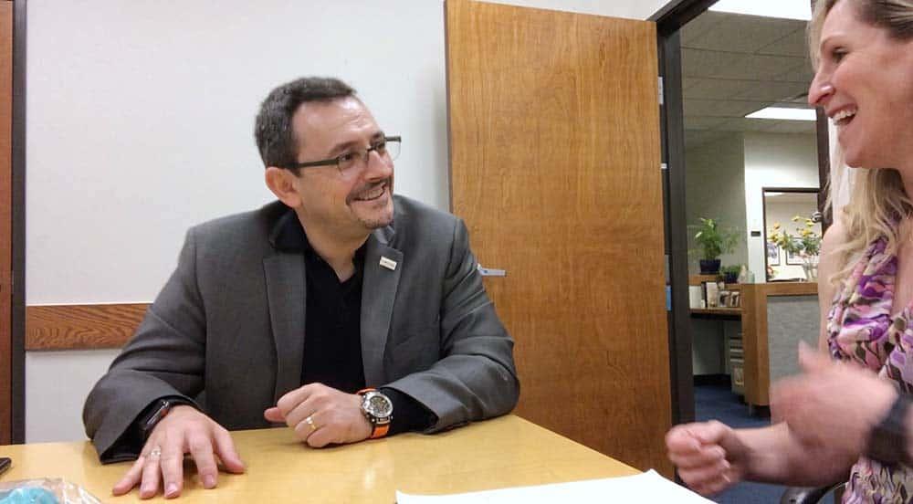 Powherful in Austin - Jesus Mantas - General Manager and Managing Partner Digital Innovation IBM
