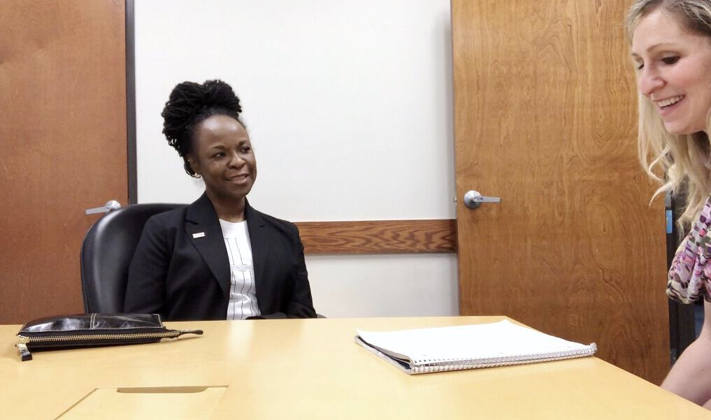 Renée Joslyn (Executive Director of PowHerful Foundation) - Interview with Rachel Belkin in Austin, Texas