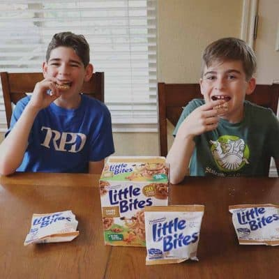 Little Bites Father's Day Sweepstakes + $25 Visa Gift Card Giveaway
