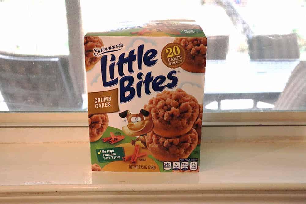 little bites packaging