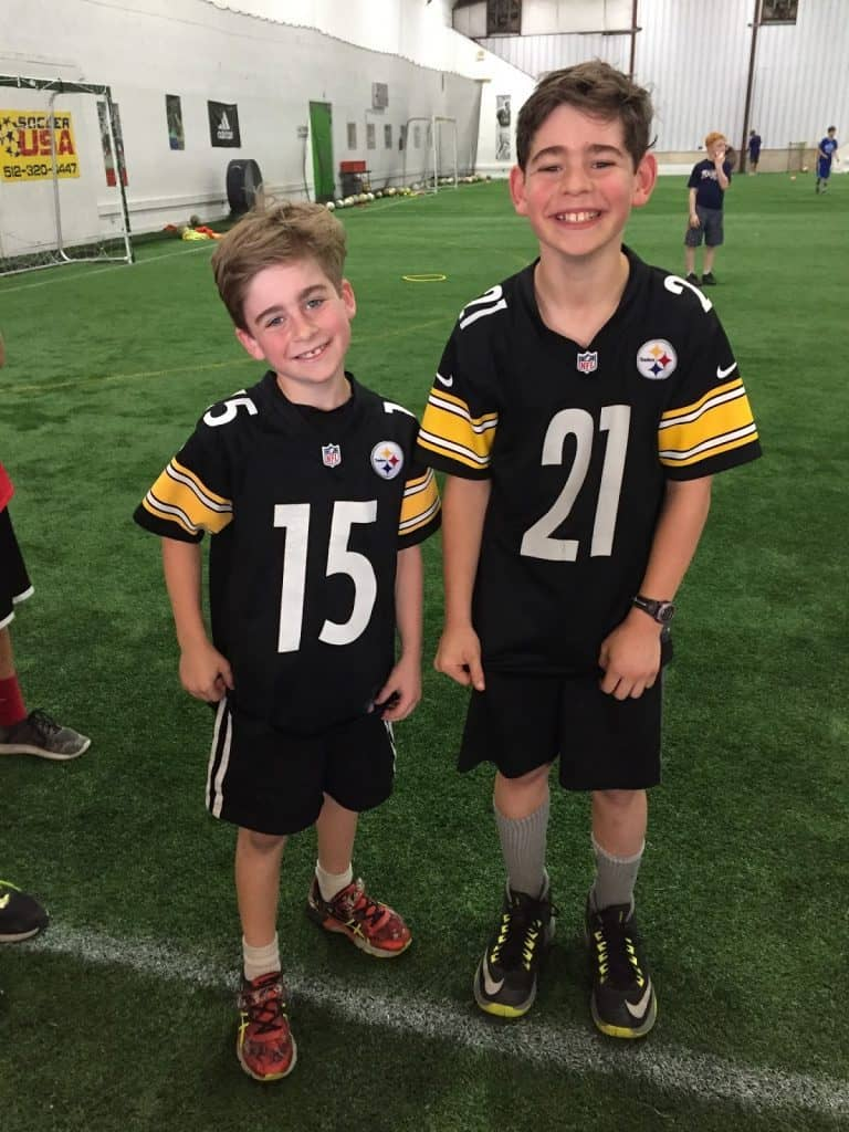steelers jerseys keeping kids safe during youth sports - football concussion free