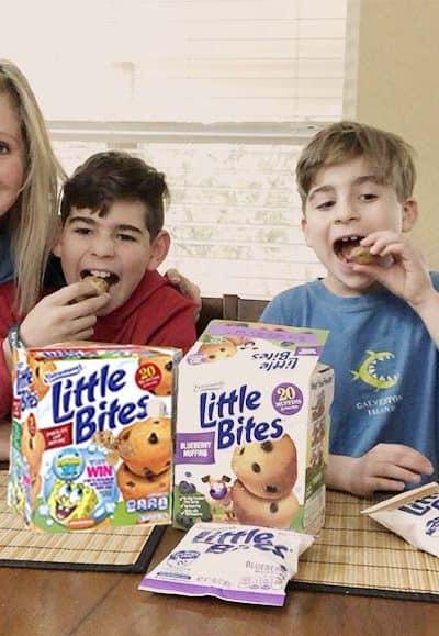 little bites spongebob promotion 2019