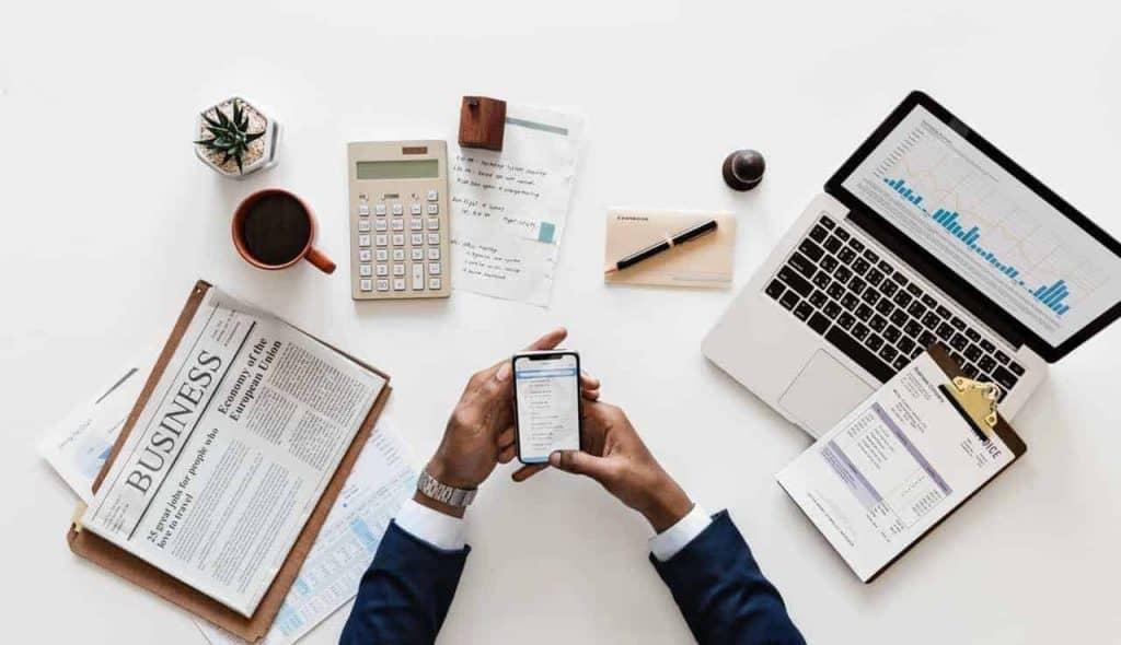 accounting-banking-calculator-computer laptop