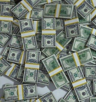 money american dollars